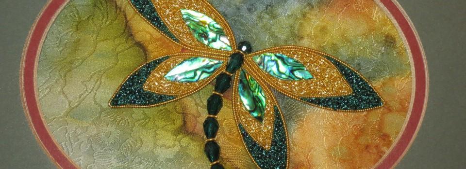 Emerald Dragonfly (2)