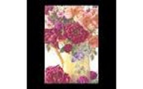 Jug of Roses Counted Cross Stitch Kit by Thea Gouverneur