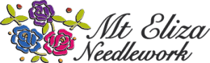 Mt Eliza Needlework Logo