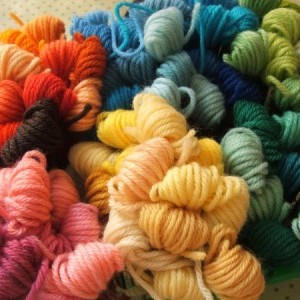 Appleton 4 Ply Tapestry Wool