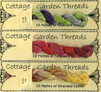 Cottage Garden Variegated Stranded Cotton
