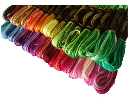 DMC Varigated Stranded Cotton