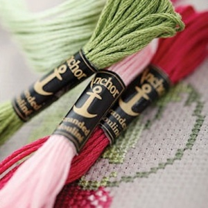 DMC Stranded Cotton Thread Colour 355 For Embroidery /& Cross stitch