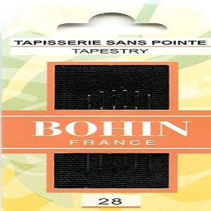 Bohin Size 28 Tapestry Needles
