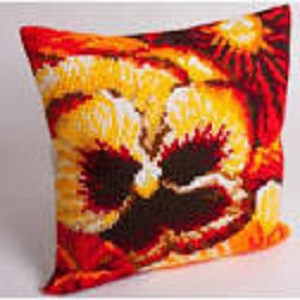 Ete Cross Stitch Cushion Kit