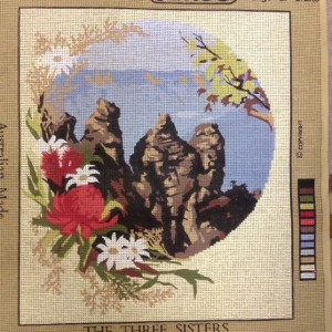 The Three Sisters Tapestry by Semco