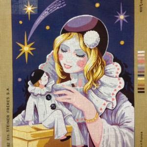 Le Pantin Tapestry