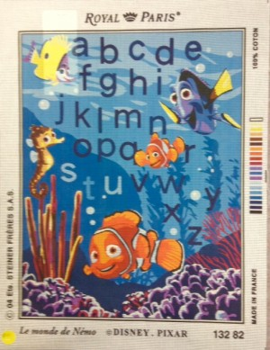 Le Monde De Nemo Tapestry