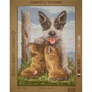 Bluey's Boots Tapestry