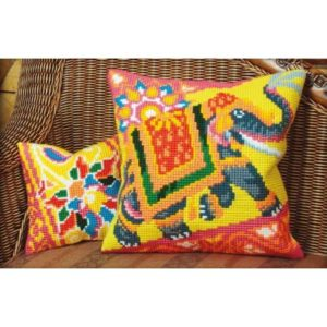Princesse Alice and Coussin Magique Cross Stitch Cushion Kit