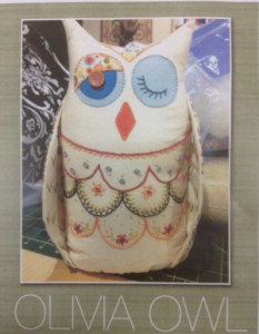Olivia Owl Doorstop Kit