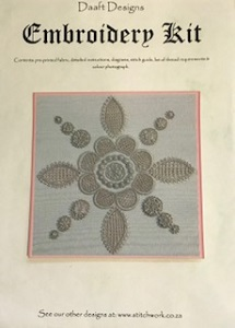 Needle Lace Sampler 05