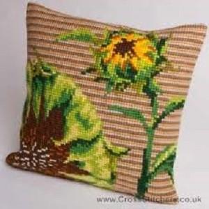 Couchant Cross Stitch Cushion Kit