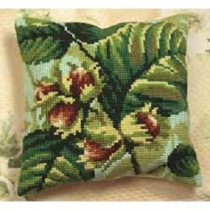Noisetier Cross Stitch Cushion Kit