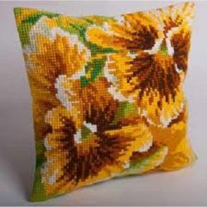 Automne Cross Stitch Cushion Kit