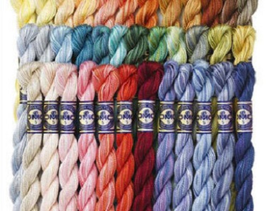 Anchor Variegated Pearl 5 Thread