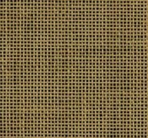 18 Count Brown Canvas