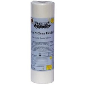 Wet n Gone Fusible Water Soluble