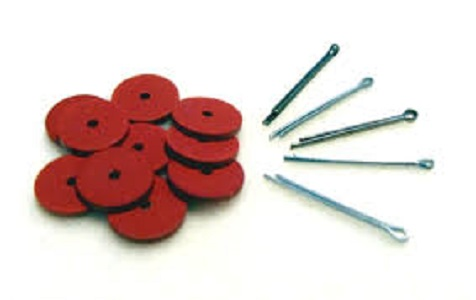 Red Fibre Disc Joint Packs