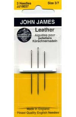 John James Leather Needles