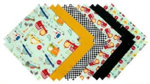 Stop Traffic Shaggy Quilt Kit
