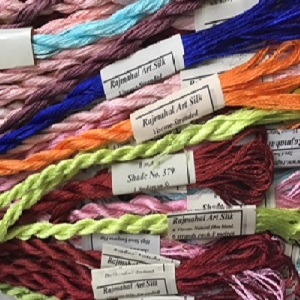 Rajmahal Art Silk Thread