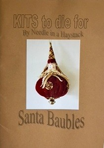 Santa Baubles Christmas Decoration Kit