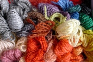 4 Ply Tapestry Wool (Hanks)
