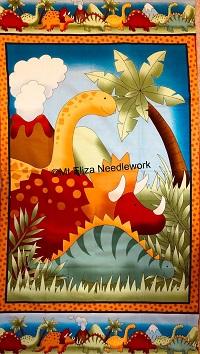 Dino the Dinosaur Panel