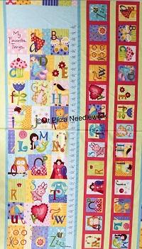 Girls Growth Chart Panel