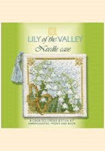 The Lily of the Valley Needle Case Kit