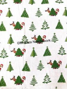Peek a Boo Christmas Trees