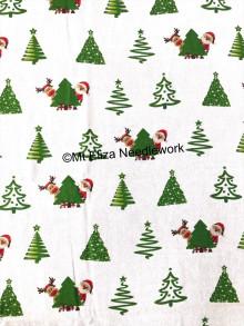 Peek a Boo Christmas Tree Pattern