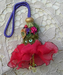 Spanish Dancer Tassel Kit