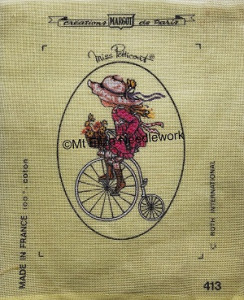On my Bike Tapestry
