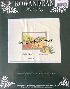 Burley Lane Rowandean Embroidery Kit