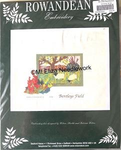 Bentleys Field Embroidery Kit
