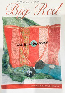Big Red Tote Bag Kit