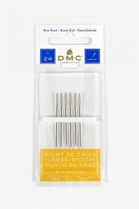 DMC Cross Stitch Needles