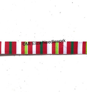 Christmas Stripe 1